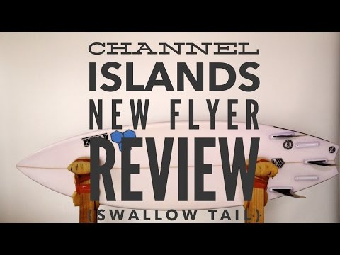 channel islands new flyer review