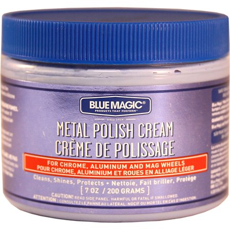 blue magic metal polish review