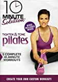 10 minute solution pilates for beginners review
