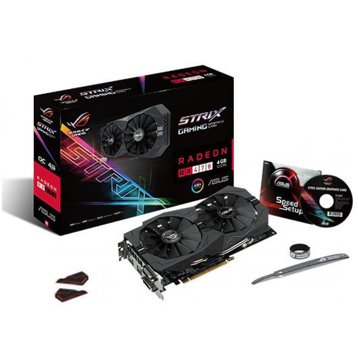 asus rog strix radeon rx 460 4gb oc edition review