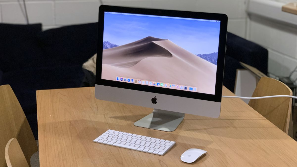 apple imac 21.5 inch review