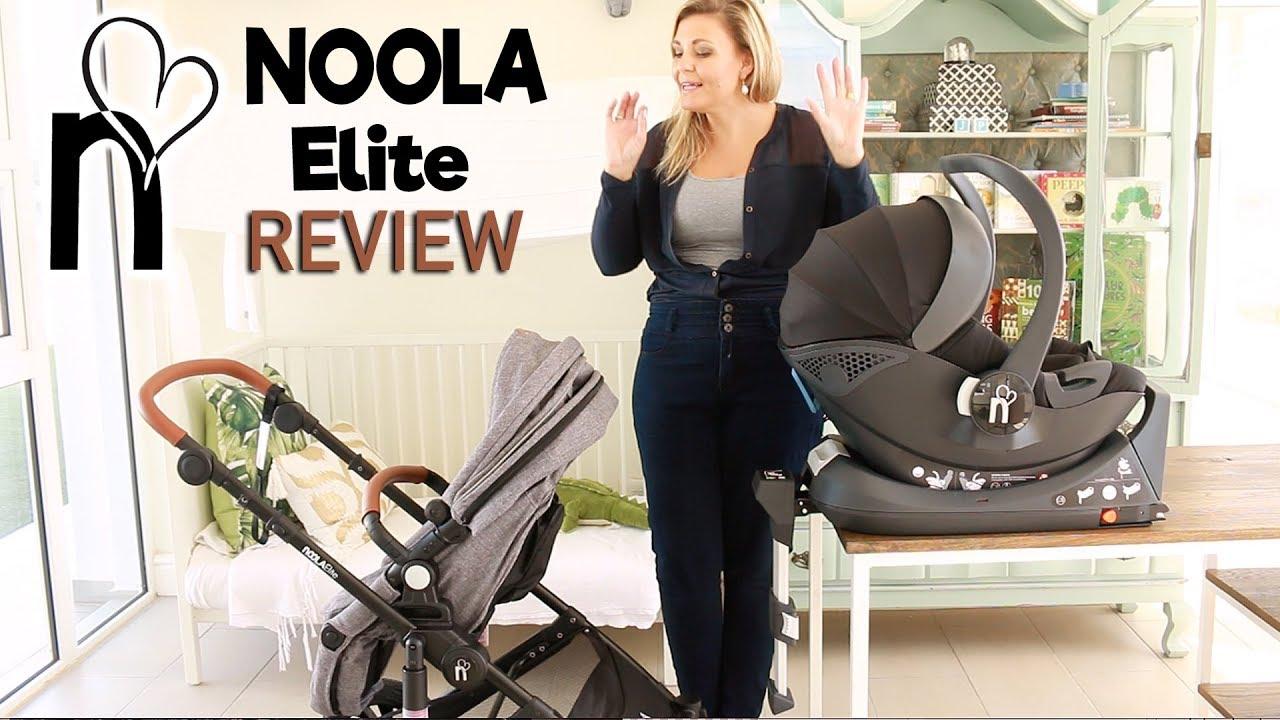 bambino elite isofix car seat review