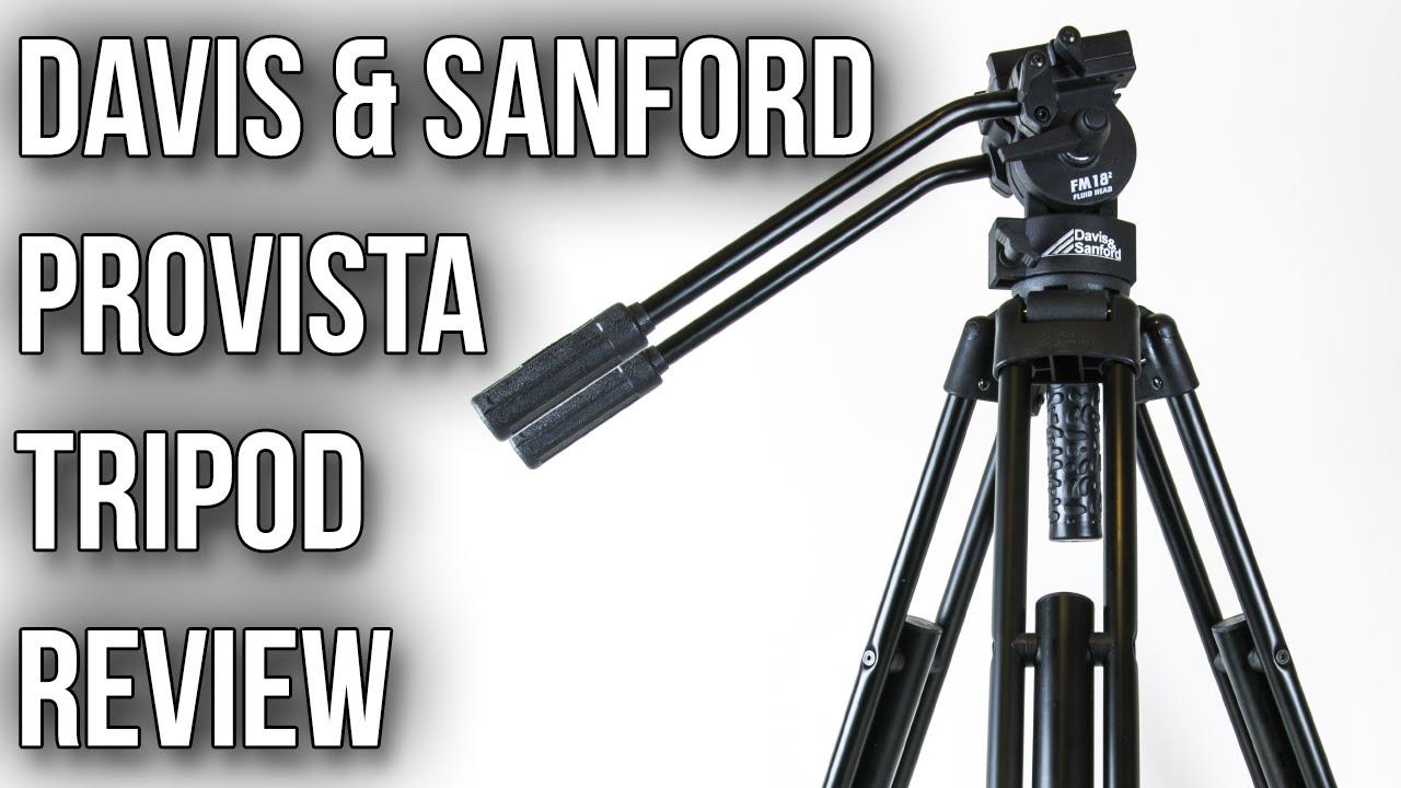 davis and sanford tripod review