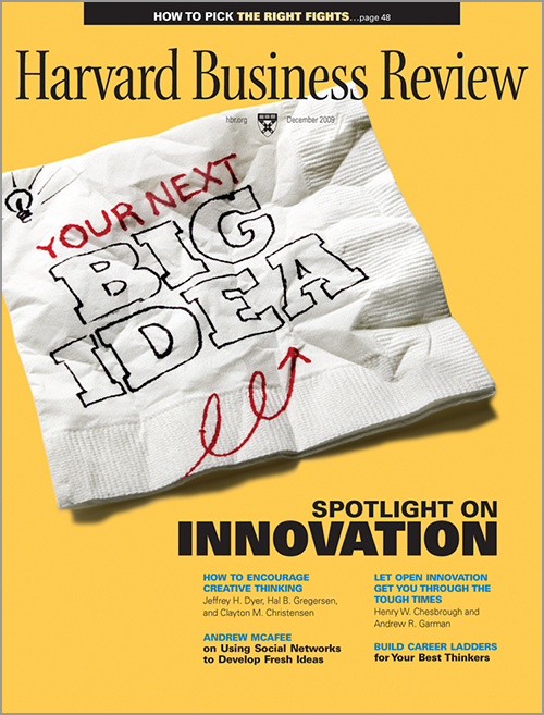 customer service articles harvard business review