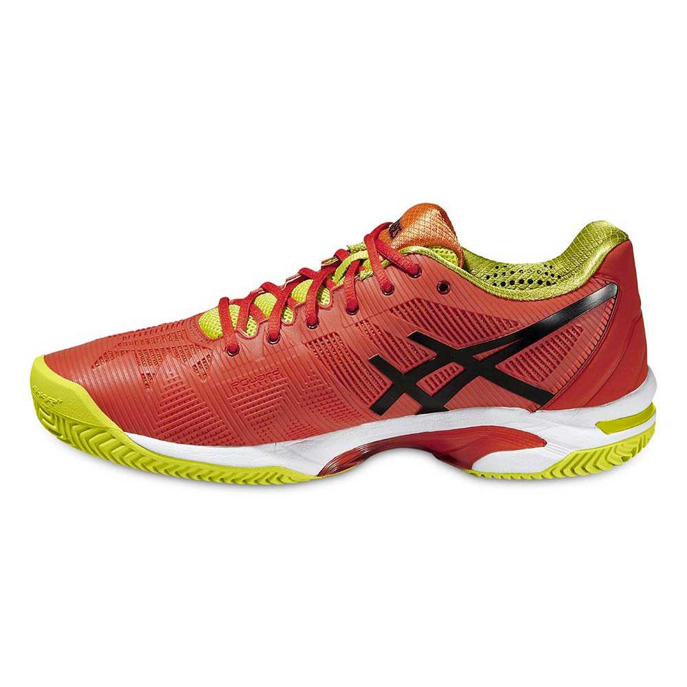 asics gel solution speed 3 clay review