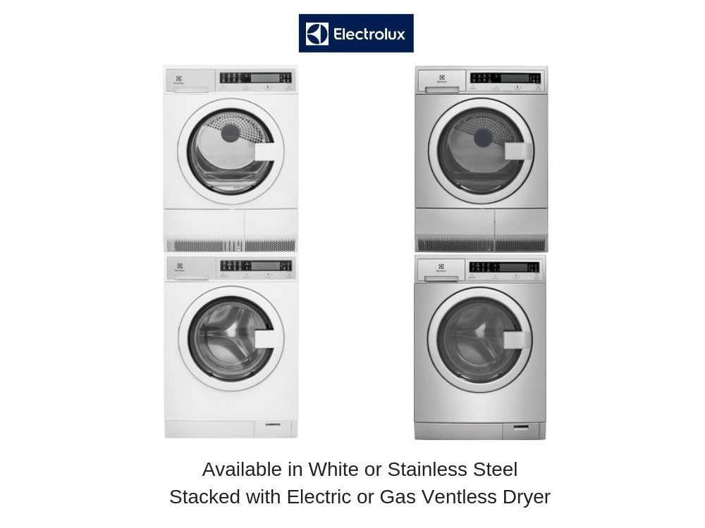 electrolux stackable washer dryer reviews