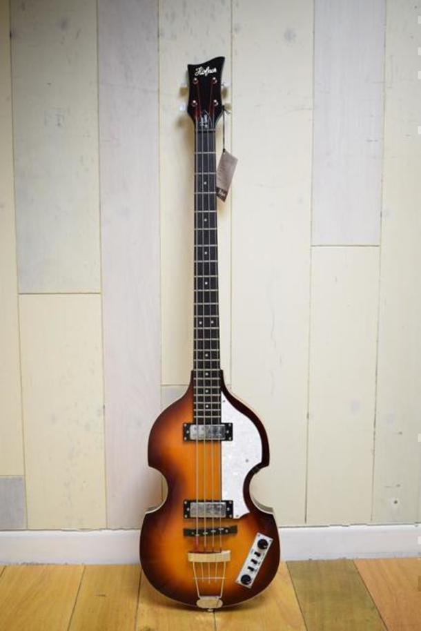hofner ignition violin bass review
