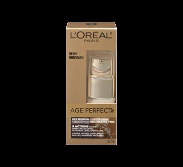 age perfect eye renewal eye cream review