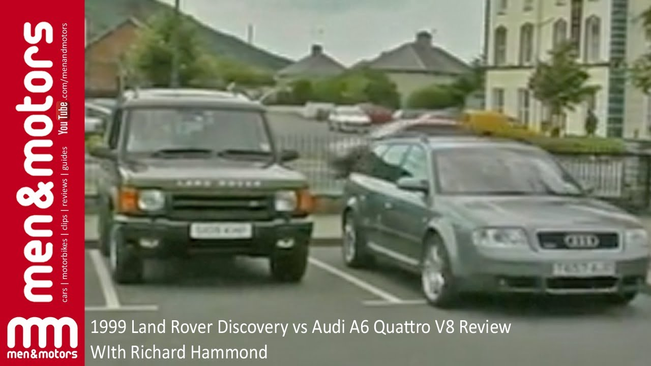 1999 land rover discovery v8 review