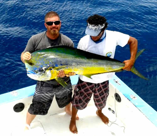 costa rica fishing charters reviews