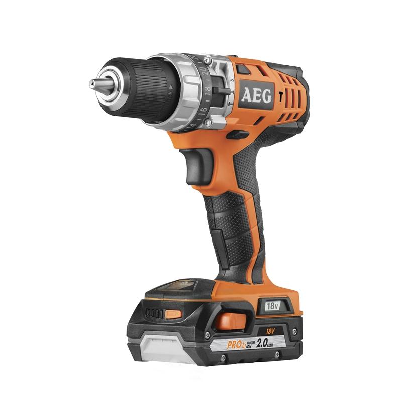 aeg cordless drill 18v review