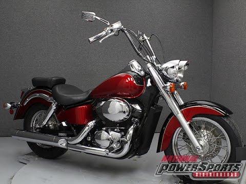 2003 honda shadow ace 750 review