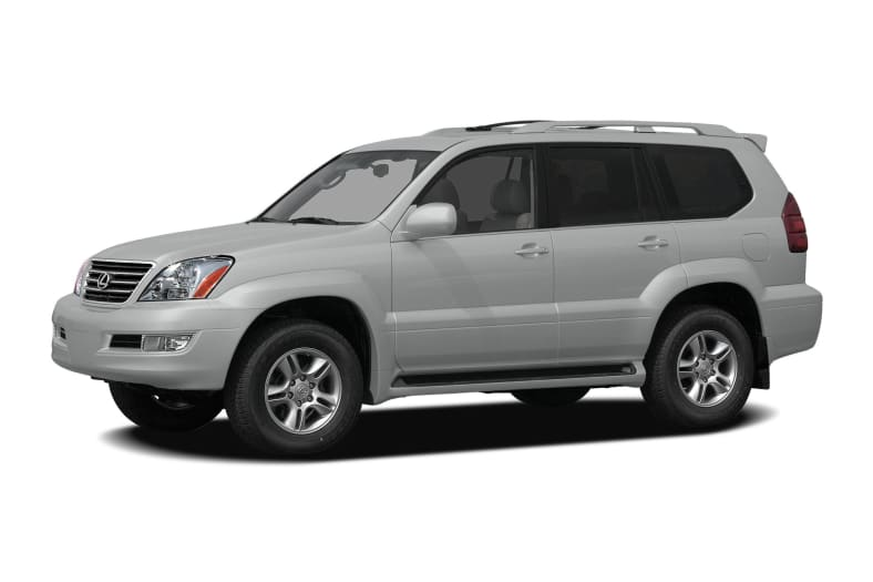 2008 lexus gx 470 user reviews