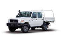 2010 toyota landcruiser workmate review