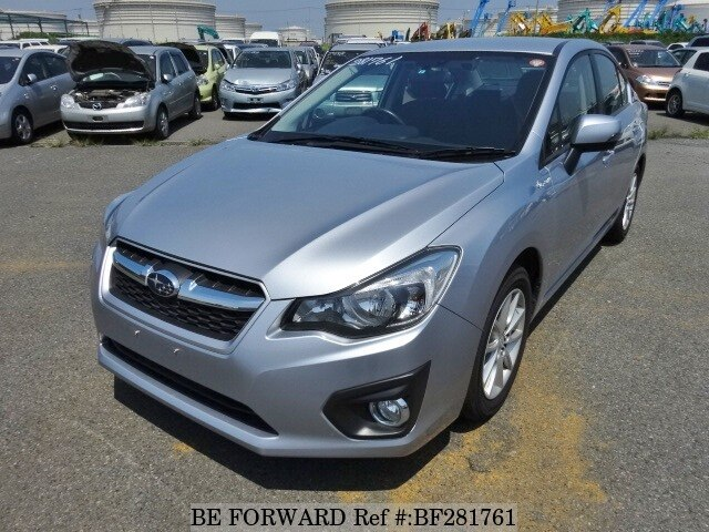 2012 subaru impreza g4 review
