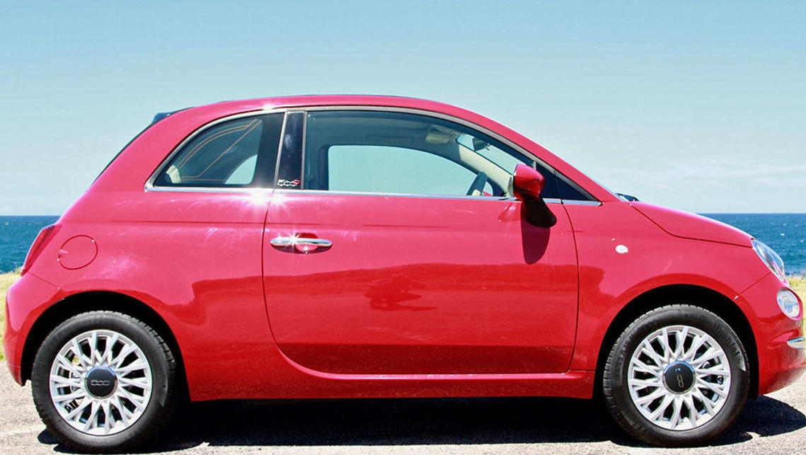2016 fiat 500 lounge review