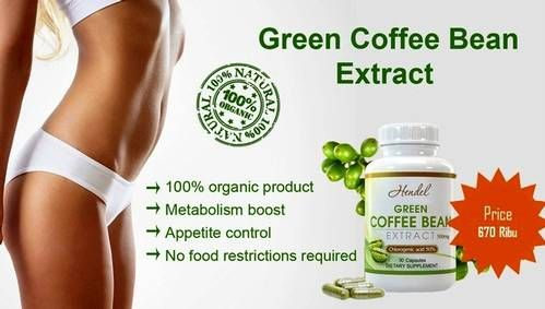 hendel green coffee bean review