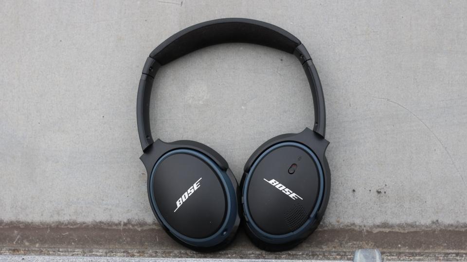 soundlink around ear wireless headphones ii review