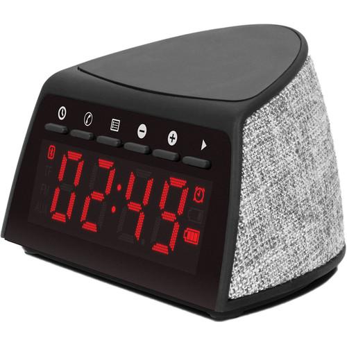 bluetooth alarm clock radio review