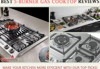 5 burner gas cooktop reviews