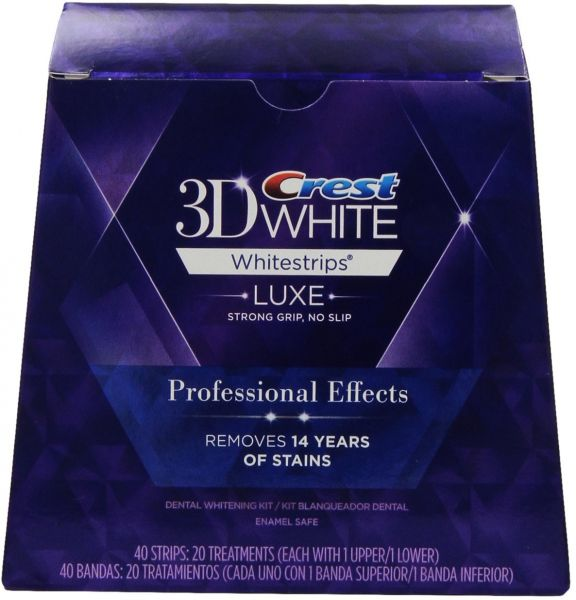 3d white strips luxe reviews