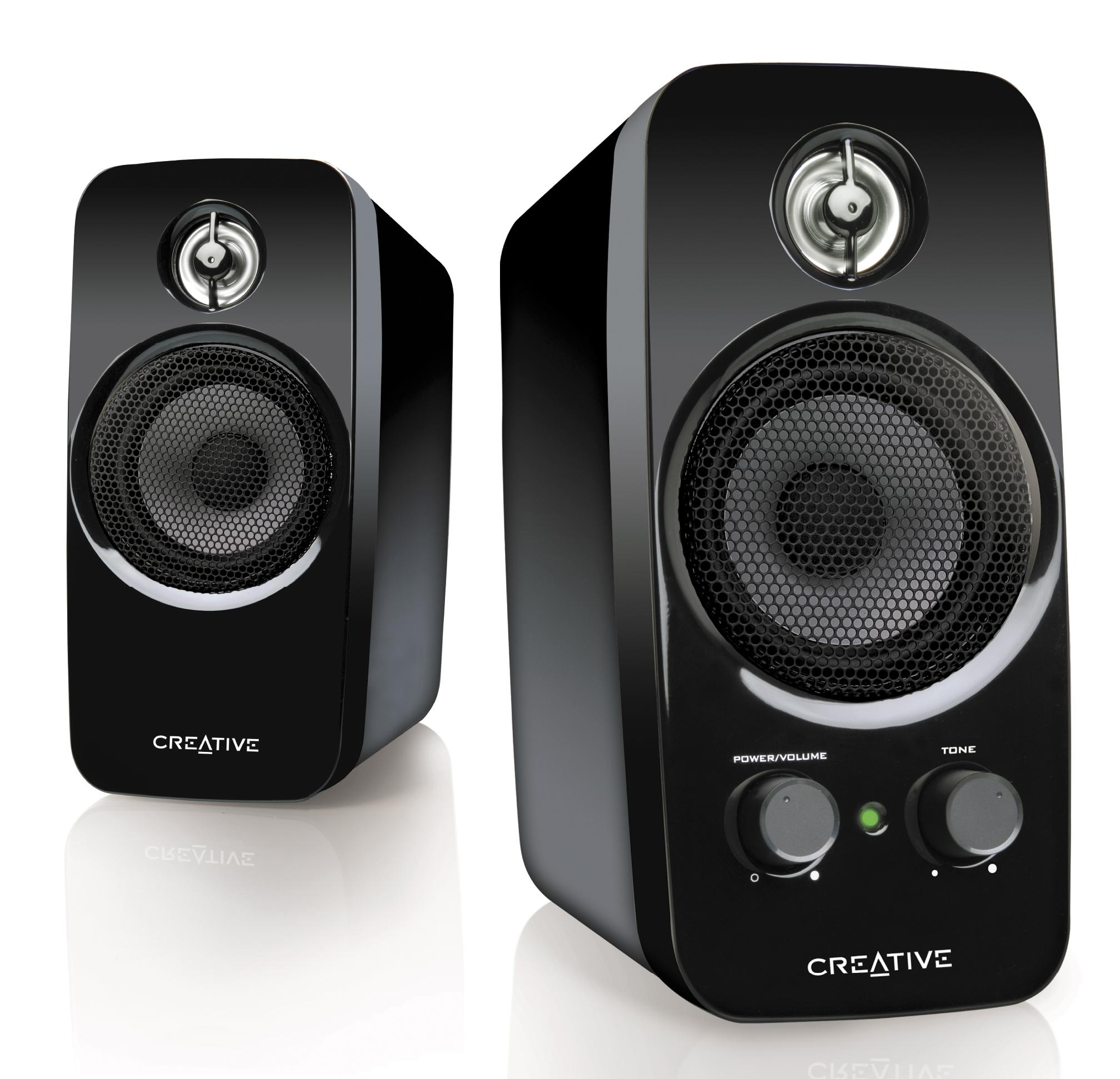 creative inspire t10 multimedia speakers review