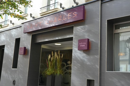 eiffel saint charles hotel paris reviews