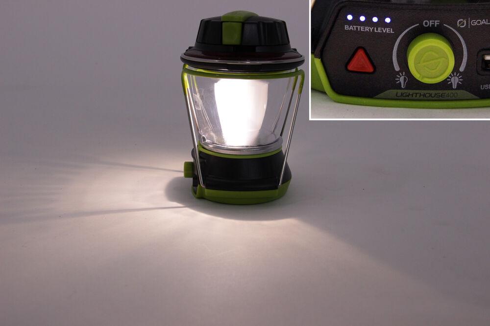 goal zero lighthouse 400 review