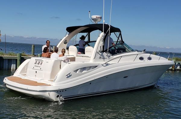 2008 sea ray 260 sundancer review