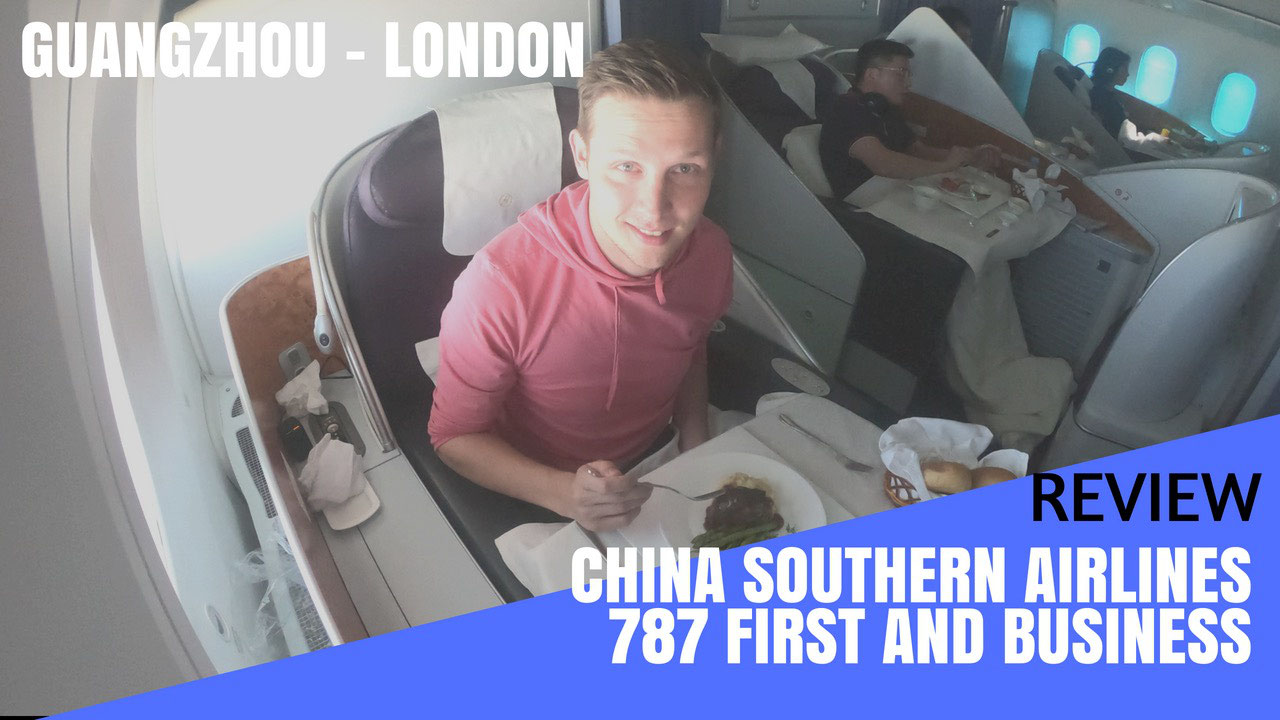 air china reviews sydney to london