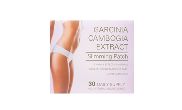 30 pack of garcinia cambogia extract slimming patches reviews
