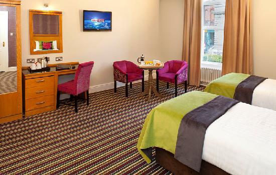 the north star hotel dublin reviews