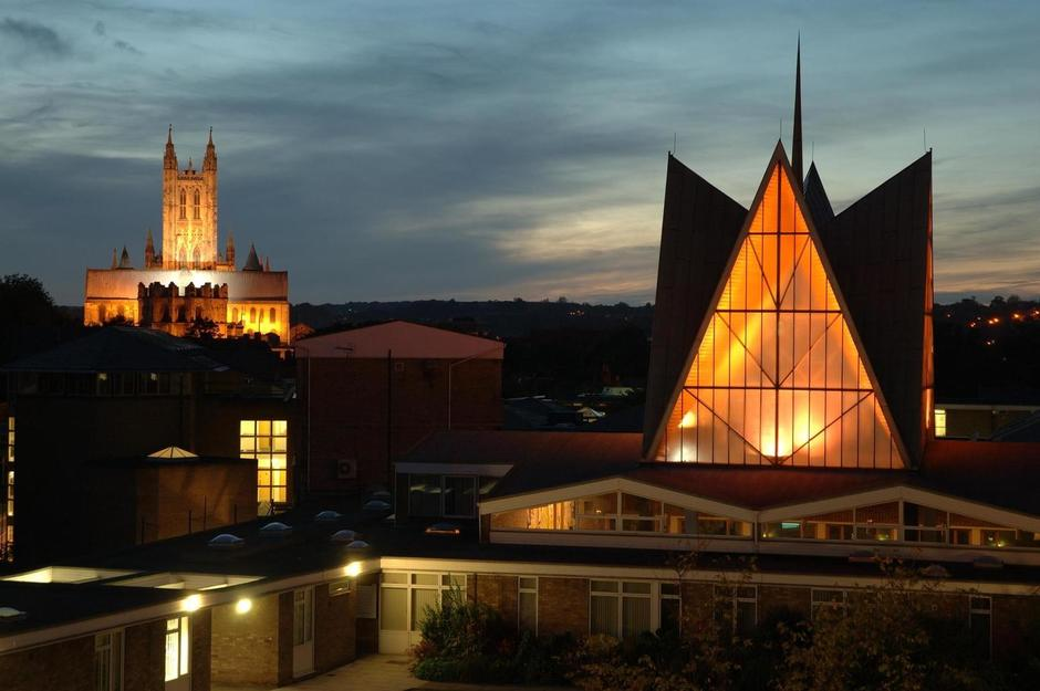canterbury christ church university reviews