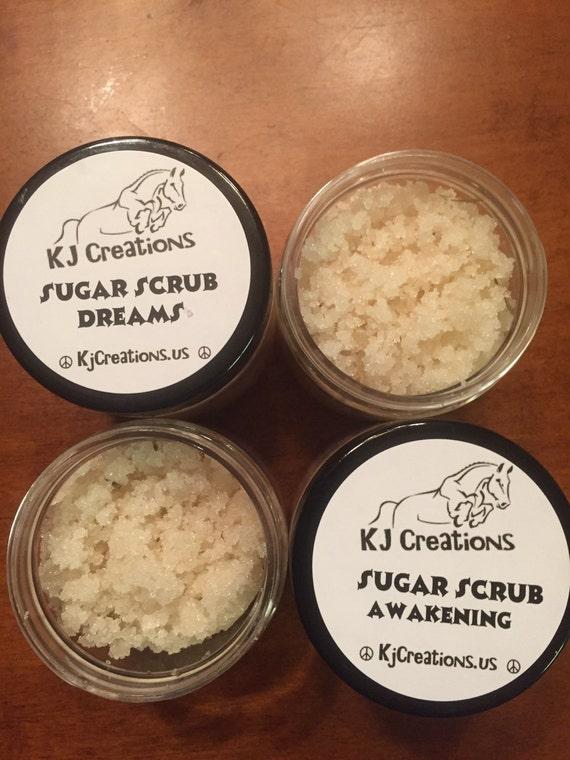 honey lemon sugar scrub review
