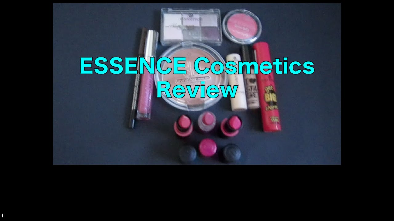 essence the velvets eyeshadow review