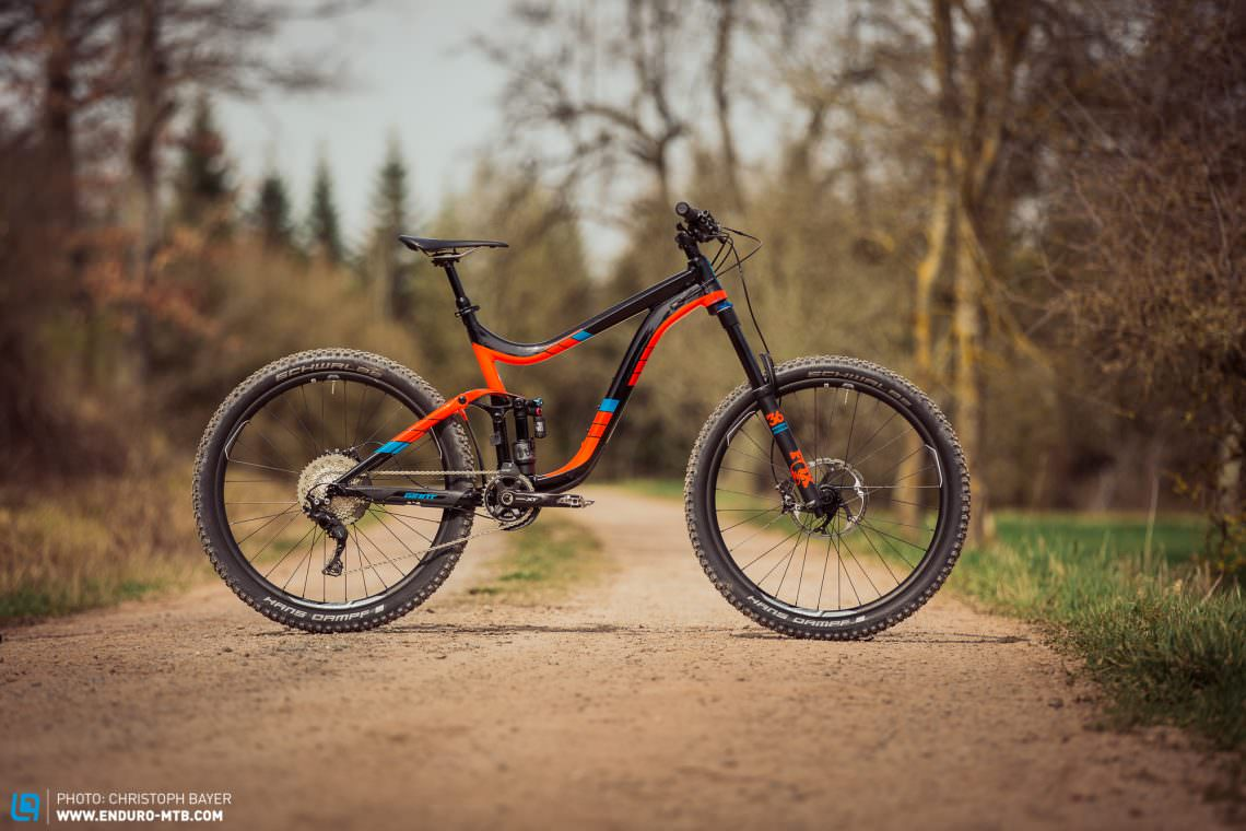 2017 giant reign 1 review
