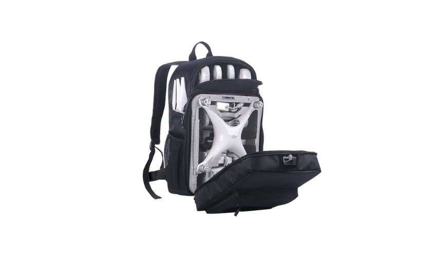 dji phantom 4 backpack review