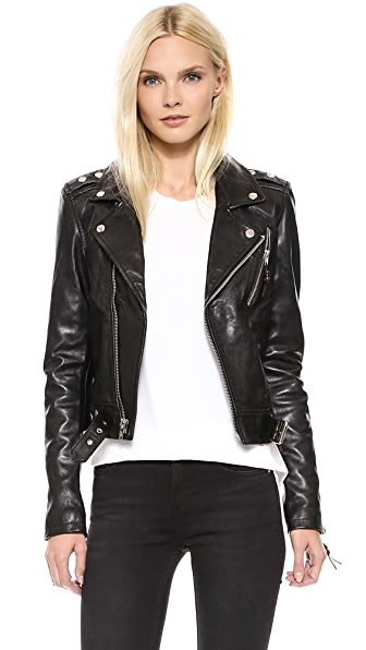 blk dnm leather jacket review