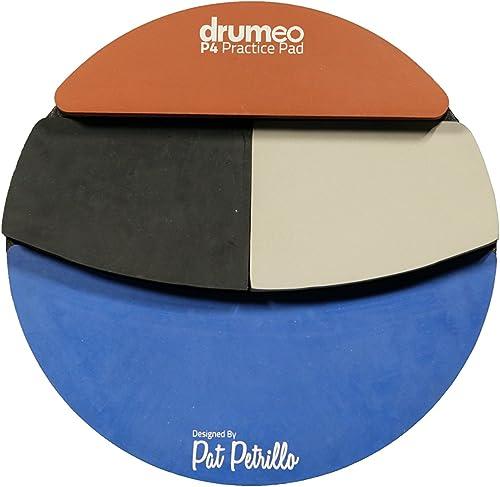 drumeo p4 practice pad review
