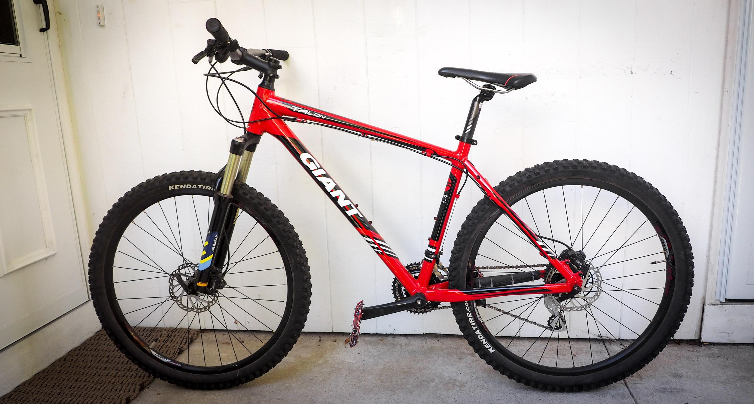 giant talon 27.5 2 review 2015