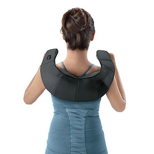 brookstone shiatsu neck and back massager reviews