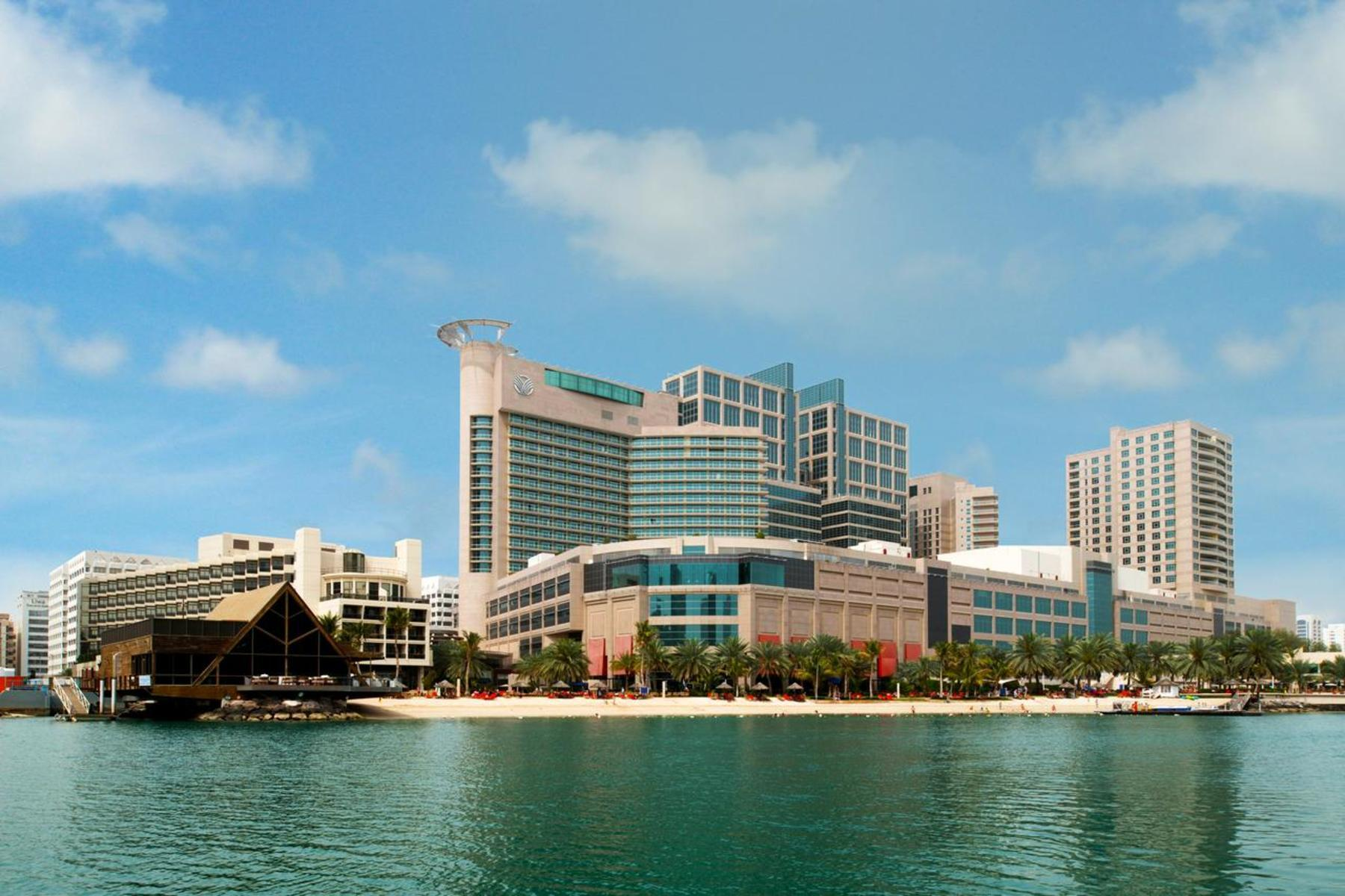 beach rotana abu dhabi reviews