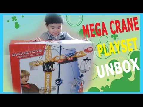 fast lane mega crane review