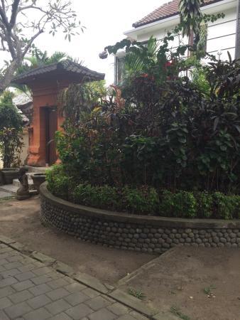 garden view cottages legian bali review