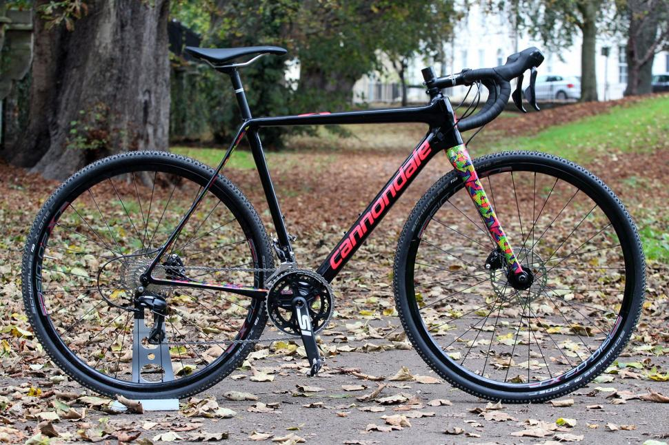 cannondale caadx tiagra 2017 review