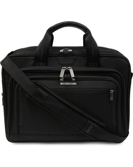 briggs and riley briefcase review