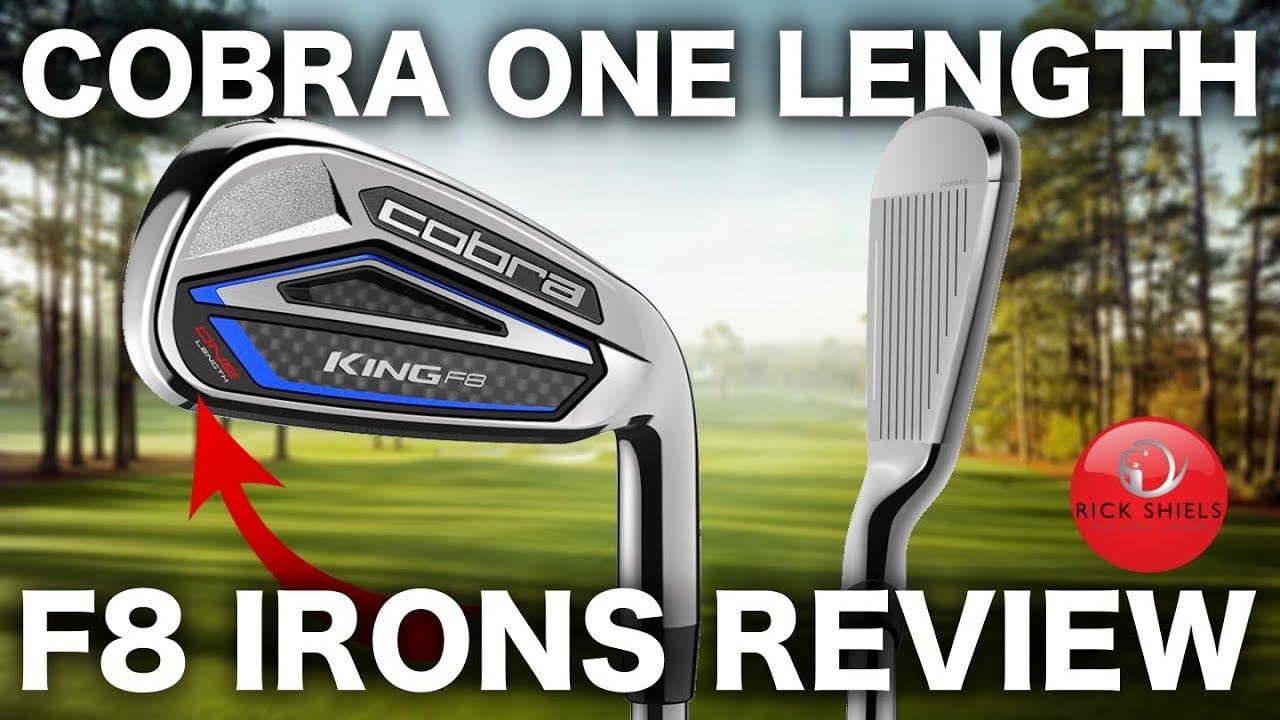 cobra one length irons review