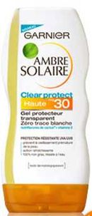 ambre solaire clear protect review
