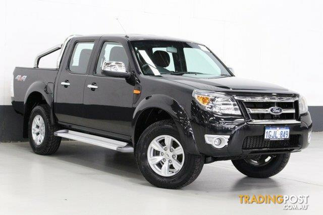 2011 ford ranger pk xlt crew cab review