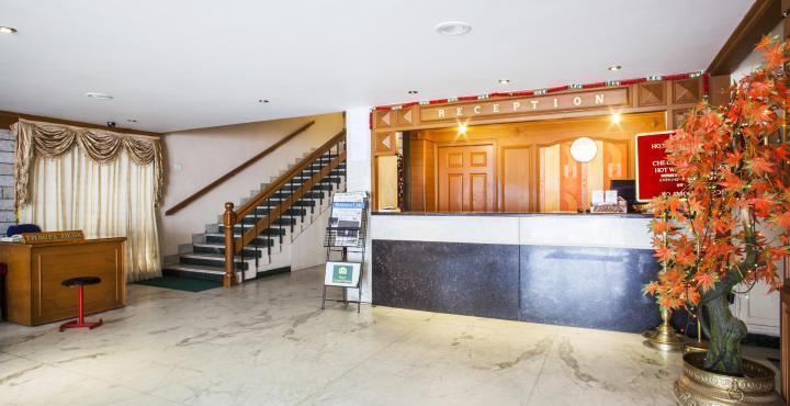 hotel grand palace kodaikanal review